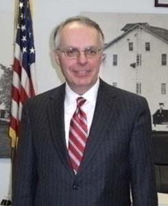 Councilman John Rozic